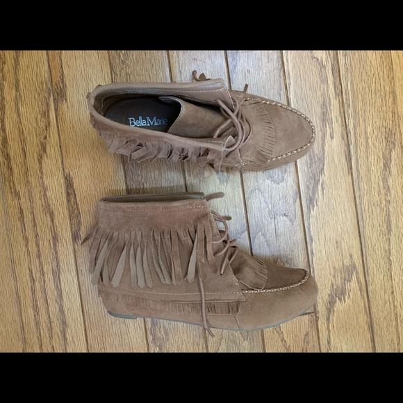 Shoes - BellaMarie Moccasins